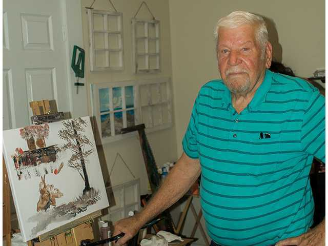 Those Who Served: Paul Spence -- Portrait of the artist as a soldier, Vietnam veteran