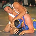 Gonzales, Vizcaino lead CV wrestling team to fourth-place finish at Ceres Invitational
