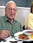 Meals on Wheels provides nutritious lunches to seniors