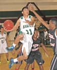 Youth-laden CV boys squad falls twice on hardwood in non-league play