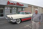 DeMartini adds '50's diner to ranch car collection