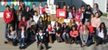 Mae Hensley students collect 5,112 cans of food for needy