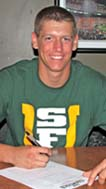 Ceres High's Turpin signs national letter of intent with University of San Francisco