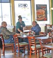 Chain opens up new eatery