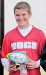 Mae Hensley eighth-grader excels