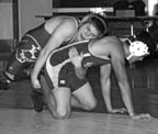 CV wrestlers move into tie for second with CHS