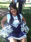 Ceres teen won't cheer life on the sidelines