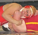 Three CHS wrestlers bring home titles from Western Athletic Conference tourney