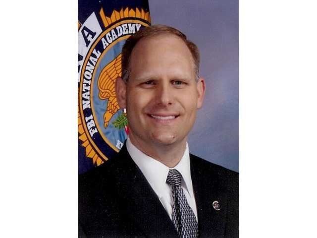 Robinson graduates from FBI National Academy