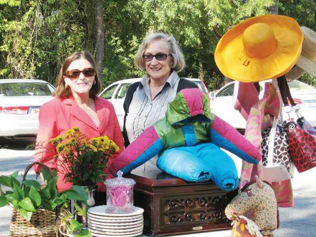 CMC attic sale kicks off Sept. 24