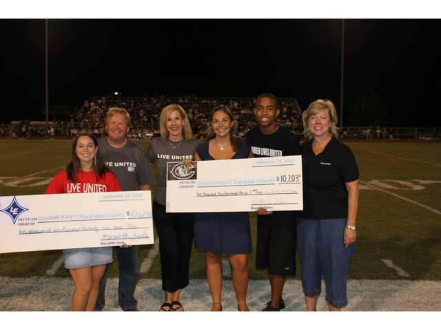 Camden, L-E students raise more than $20,000 for United Way