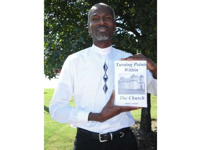 Former Camden pastor authors new book