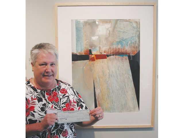 Boykin artist wins award