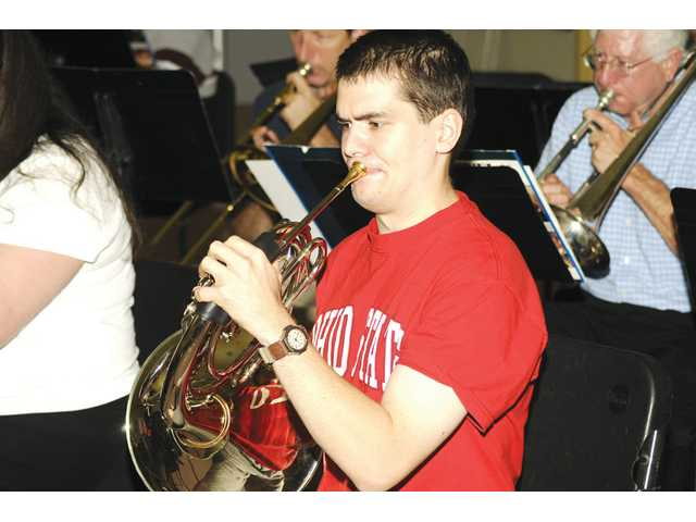 Camden Community Concert Band gears up for Sunday concert in Rectory Square