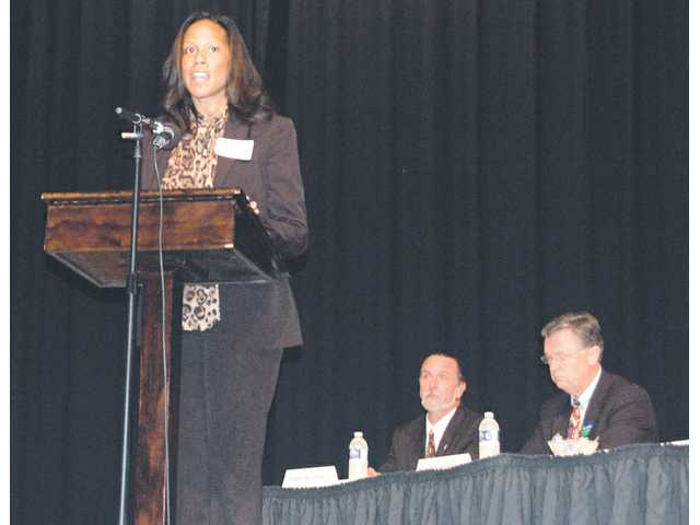 House 79, state ed superintendent candidates meet for forum