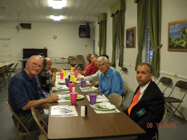 Bethune Lions and Woman's  clubs united for common cause