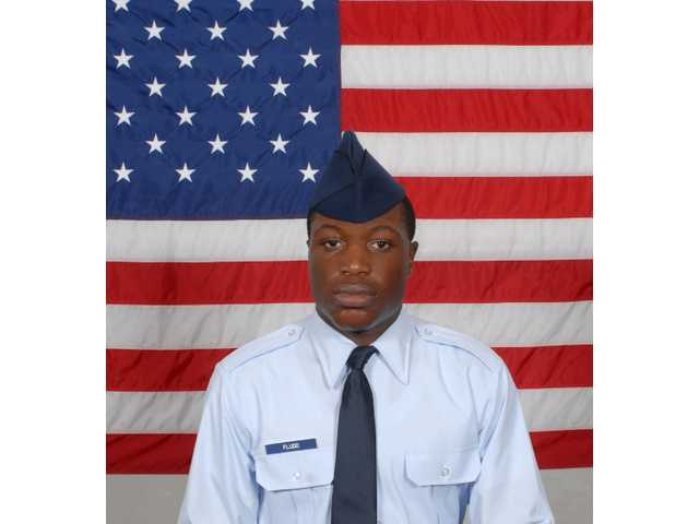 Fludd finishes USAF basic military training