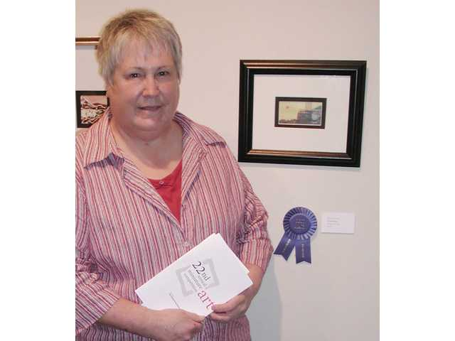 Boykin artist wins first place in competition