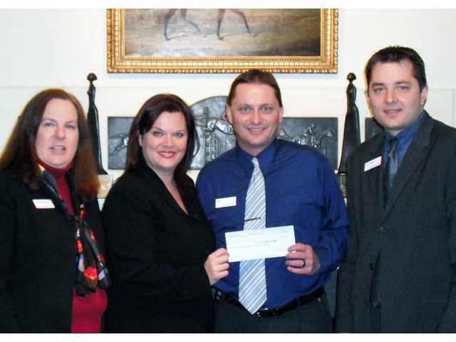 BOA donates $5,000 to FAC