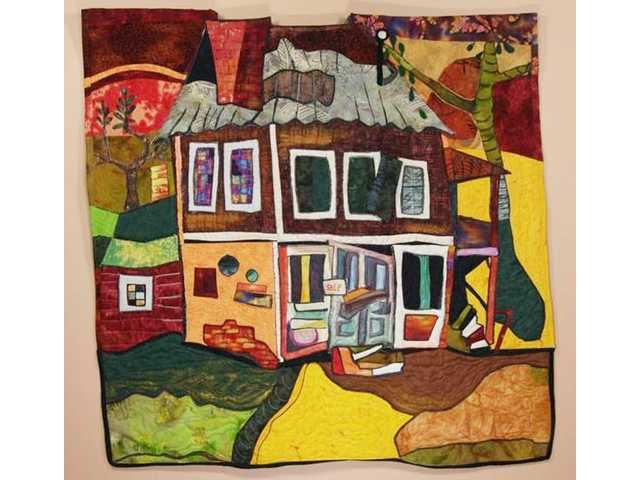 Camden quilter selected semifinalist in 2011 American Quitler's Society Quilt Show, Contest