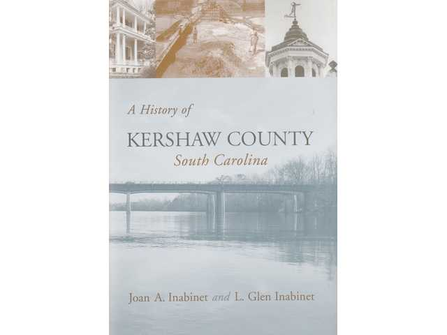 Celebrating 'A History of Kershaw County'