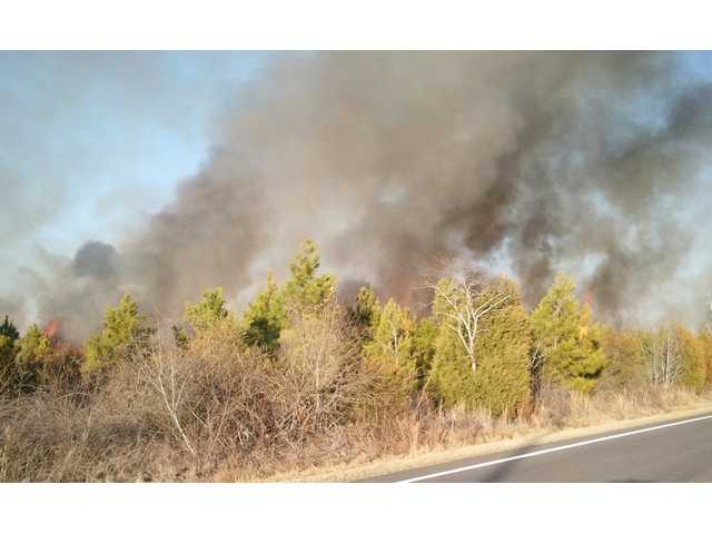 Busy week for firefighters