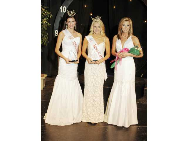 Winners of Miss Camden Pageant announced
