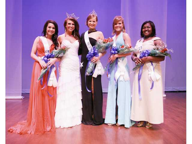 Camden student wins second runner-up in Ms. FMU pageant