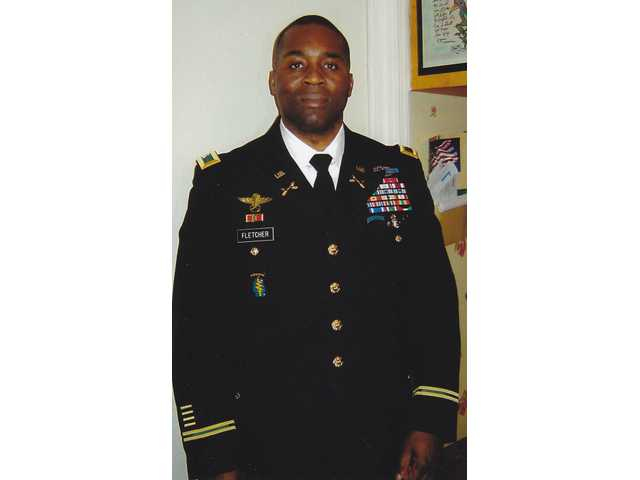 Fletcher has long service with Army