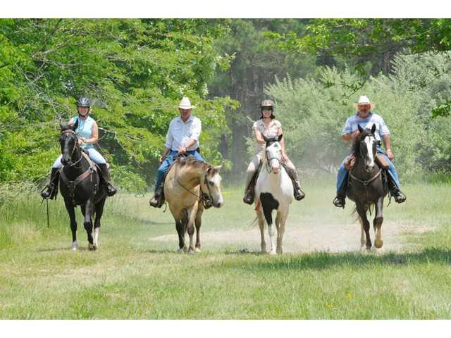Spring riding ritual to benefit SCTRF, Historic Camden