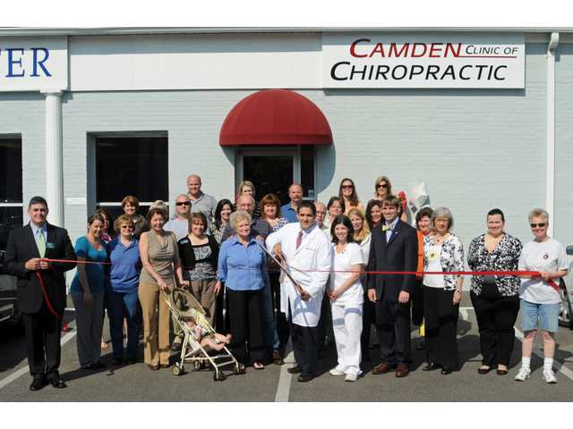 Camden Clinic of Chiropractic LLC