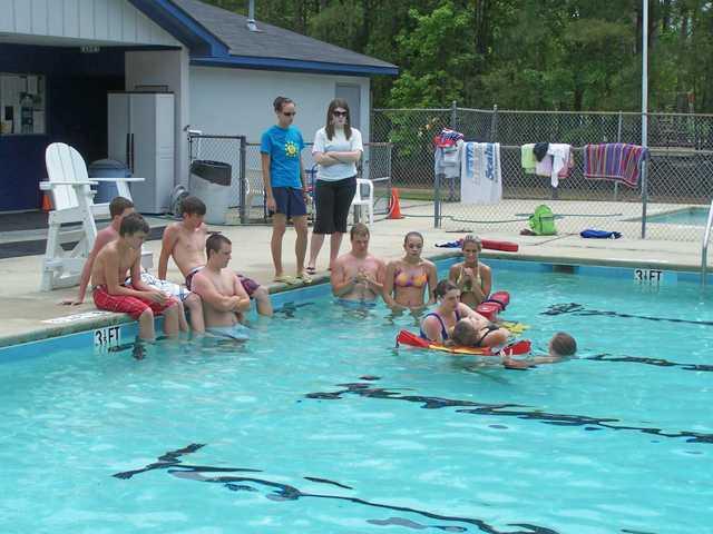 Swim season nears
