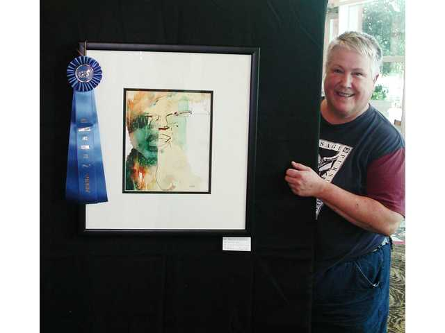 Local artist earns three awards in North Charleston Art Fest