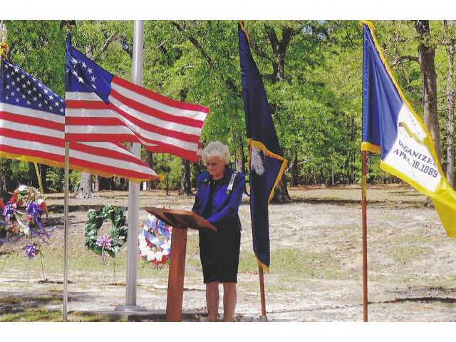 Revolutionary War observance marks 230th anniversary of Hobkirk Hill