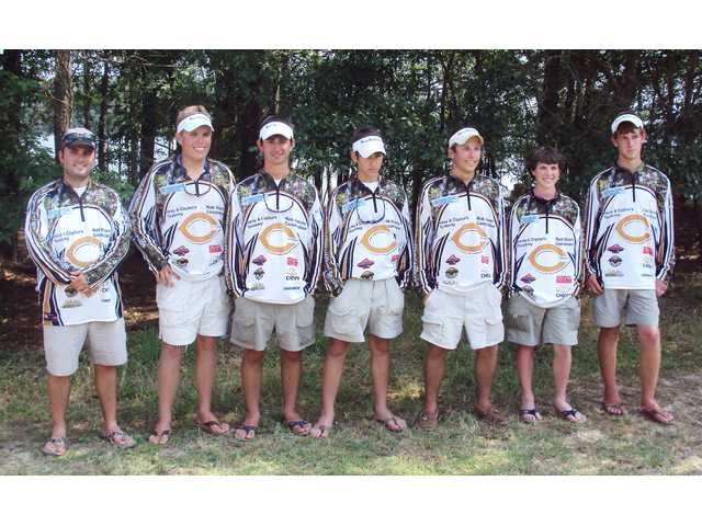 CHS anglers third in state; Morgan second in age group