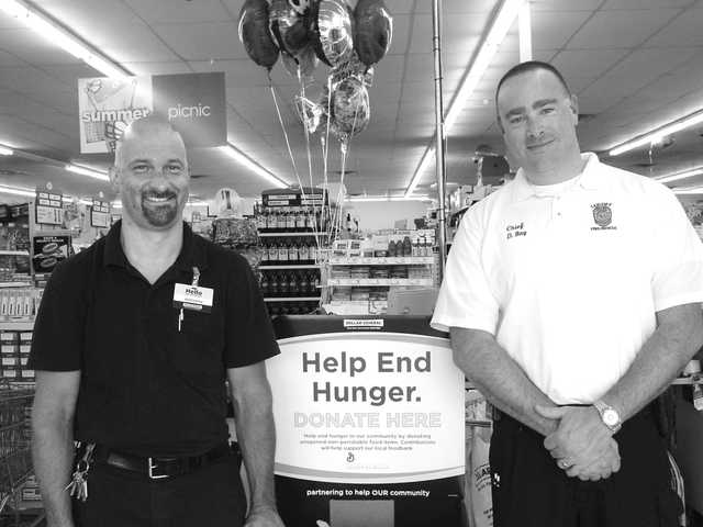 'Help End Hunger'