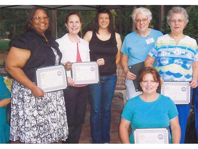 Local Master Gardners graduate