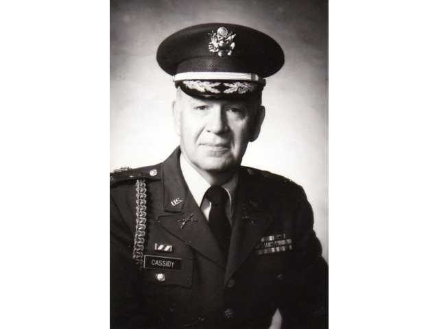 Colonel (Ret.) Joel Thomas Cassidy