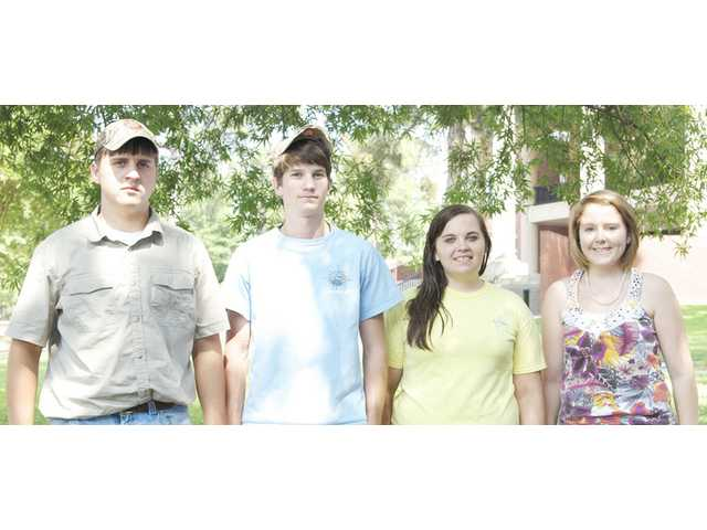 Youth attend state leadership conference