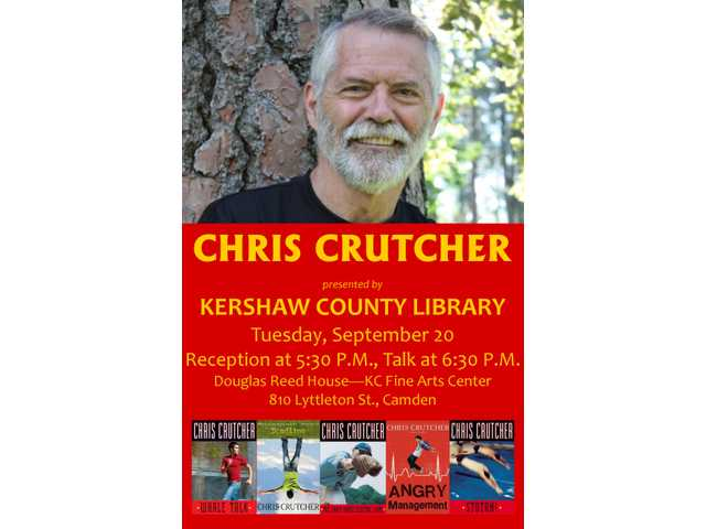Crutcher visits Kershaw County