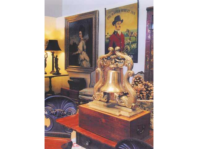 Camden Antique Fair kicks off Oct. 20