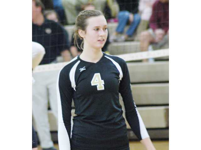 KC volleyball players earn honors