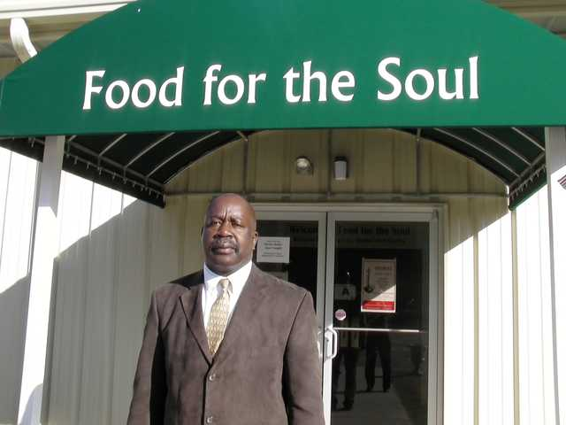 Food for the Soul opens shelter