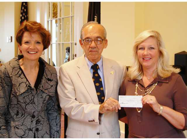 Camden Kiwanis contribute to Junior Leadership