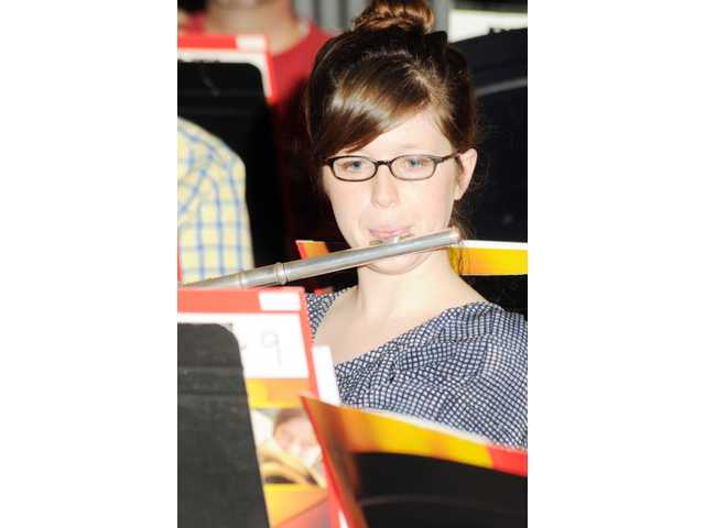 Camden Community Concert Band to perform Sunday