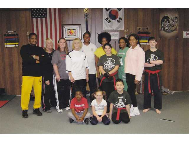 Camden Tae Kwon Do holds information defense session