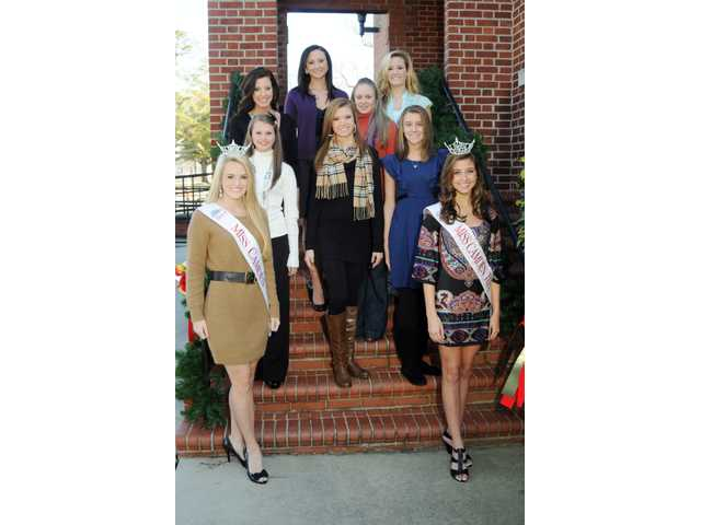 2012 Miss Camden, Miss Camden Teen to be crowned Saturday