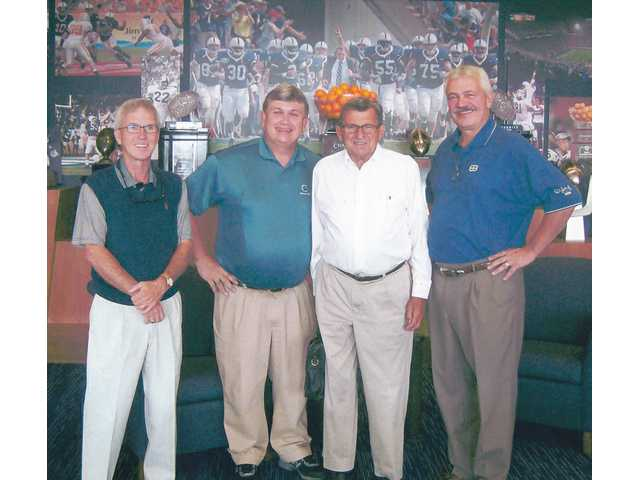Hrabovsky proud to have played for Paterno