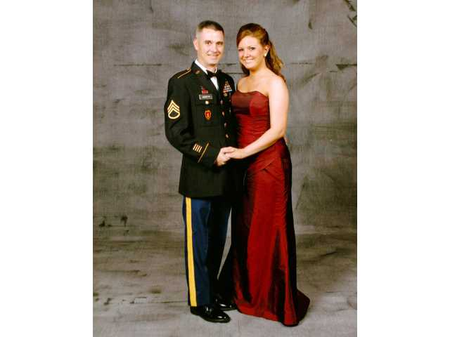 Miss Godbold, SSG Johnson plan spring wedding