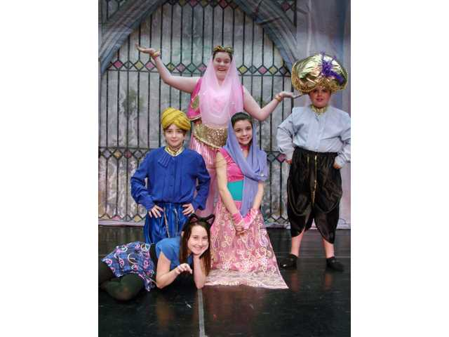 FAC presents 'Aladdin' starring local youth